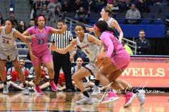 NCAA Women's Basketball - UConn Huskies 102 vs. Memphis Tigers 45 (88)