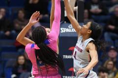 NCAA Women's Basketball - UConn Huskies 102 vs. Memphis Tigers 45 (89)