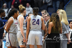 NCAA Women's Basketball - UConn118 vs. ECU 55 (17)