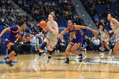 NCAA Women's Basketball - UConn118 vs. ECU 55 (20)