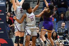 NCAA Women's Basketball - UConn118 vs. ECU 55 (27)