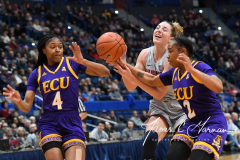 NCAA Women's Basketball - UConn118 vs. ECU 55 (44)
