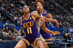 NCAA Women's Basketball - UConn118 vs. ECU 55 (47)