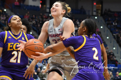 NCAA Women's Basketball - UConn118 vs. ECU 55 (64)