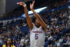 NCAA Women's Basketball - UConn118 vs. ECU 55 (71)
