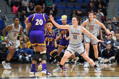 NCAA Women's Basketball - UConn118 vs. ECU 55 (74)