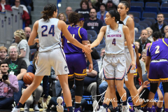 NCAA Women's Basketball - UConn118 vs. ECU 55 (91)