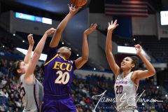 NCAA Women's Basketball - UConn118 vs. ECU 55 (95)