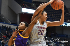 NCAA Women's Basketball - UConn118 vs. ECU 55 (96)