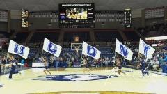 NCAA Womens Basketball - UConn 80 vs. UCF 44 (1)