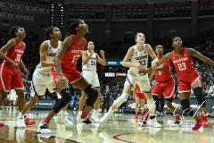 NCAA Women's Basketball - UConn 83 vs. Houston 61 (100)
