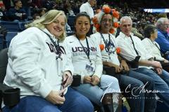 NCAA Women's Basketball - UConn 83 vs. Houston 61 (16)