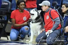 NCAA Women's Basketball - UConn 83 vs. Houston 61 (22)