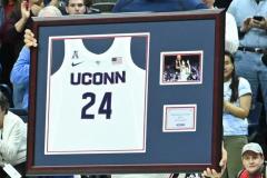 NCAA Women's Basketball - UConn 83 vs. Houston 61 (23)