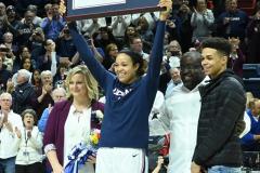 NCAA Women's Basketball - UConn 83 vs. Houston 61 (25)