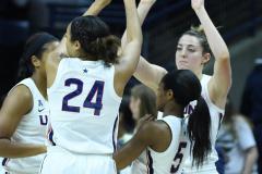 NCAA Women's Basketball - UConn 83 vs. Houston 61 (40)