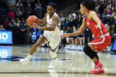 NCAA Women's Basketball - UConn 83 vs. Houston 61 (43)