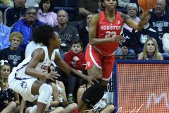 NCAA Women's Basketball - UConn 83 vs. Houston 61 (45)
