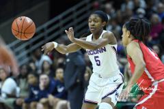 NCAA Women's Basketball - UConn 83 vs. Houston 61 (49)