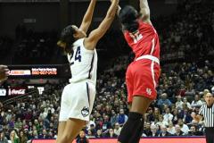 NCAA Women's Basketball - UConn 83 vs. Houston 61 (51)