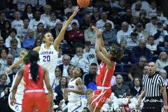 NCAA Women's Basketball - UConn 83 vs. Houston 61 (52)