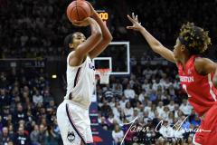 NCAA Women's Basketball - UConn 83 vs. Houston 61 (53)