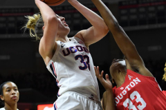 NCAA Women's Basketball - UConn 83 vs. Houston 61 (54)