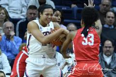 NCAA Women's Basketball - UConn 83 vs. Houston 61 (55)