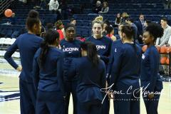 NCAA Women's Basketball - UConn 83 vs. Houston 61 (6)