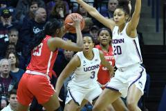NCAA Women's Basketball - UConn 83 vs. Houston 61 (70)