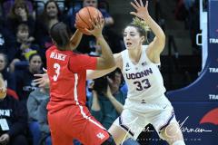 NCAA Women's Basketball - UConn 83 vs. Houston 61 (72)