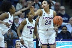 NCAA Women's Basketball - UConn 83 vs. Houston 61 (74)