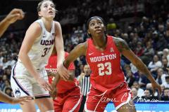 NCAA Women's Basketball - UConn 83 vs. Houston 61 (76)