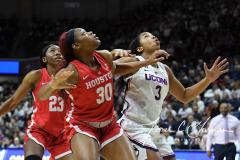 NCAA Women's Basketball - UConn 83 vs. Houston 61 (77)