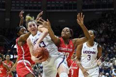 NCAA Women's Basketball - UConn 83 vs. Houston 61 (78)