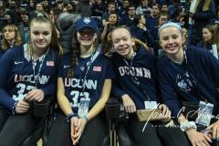 NCAA Women's Basketball - UConn 83 vs. Houston 61 (8)