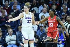 NCAA Women's Basketball - UConn 83 vs. Houston 61 (81)