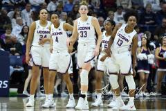 NCAA Women's Basketball - UConn 83 vs. Houston 61 (86)