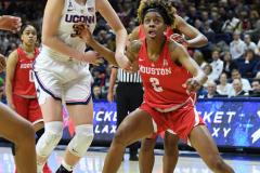 NCAA Women's Basketball - UConn 83 vs. Houston 61 (90)