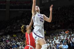 NCAA Women's Basketball - UConn 83 vs. Houston 61 (94)