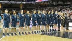NCAA Womens Basketball - UConn 84 vs. UCF 48 - Photo (12)