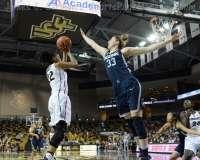 NCAA Womens Basketball - UConn 84 vs. UCF 48 - Photo (33)
