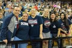 NCAA Womens Basketball - UConn 84 vs. UCF 48 - Photo (8)