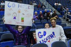 NCAA Women's Basketball - UConn 93 vs. UCF 57 (2)