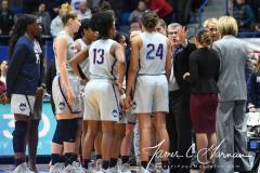 NCAA Women's Basketball - UConn 93 vs. UCF 57 (21)