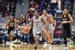 NCAA Women's Basketball - UConn 93 vs. UCF 57 (24)
