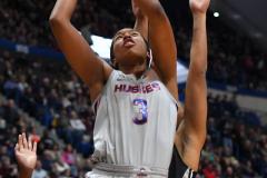 NCAA Women's Basketball - UConn 93 vs. UCF 57 (37)