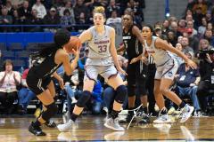 NCAA Women's Basketball - UConn 93 vs. UCF 57 (38)