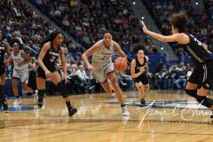 NCAA Women's Basketball - UConn 93 vs. UCF 57 (47)