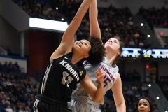 NCAA Women's Basketball - UConn 93 vs. UCF 57 (48)